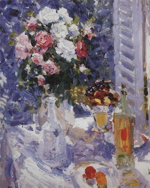 flowers and fruit 1911 1912 regional museum of fine arts kostroma russia